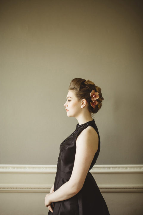 Dutch Masters Inspired Photoshoot With Campbells Flowers Jenn