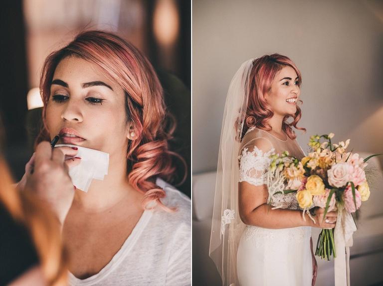 Tuscany wedding - Villa di Ulignano - Mark and Michelle