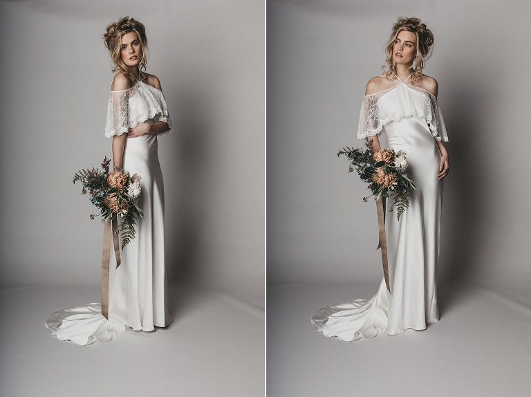 Rolling In Roses Wedding Dress collection