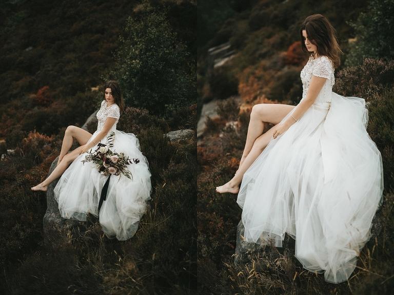 Peak District Elopement by wedding planner Natalie Hewitt